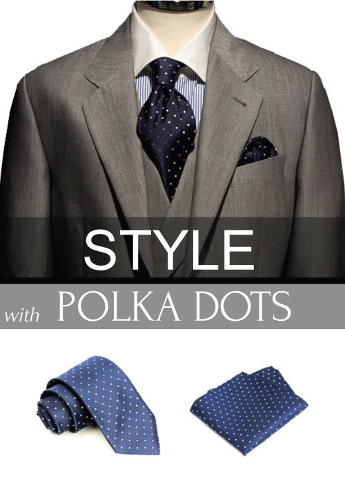 Polka Dot Accessories In Action