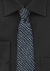 Skinny Tweed Tie