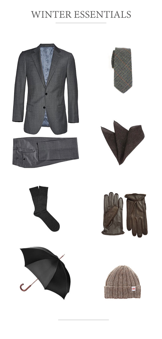 Must Have Pieces for Menswear | Winter