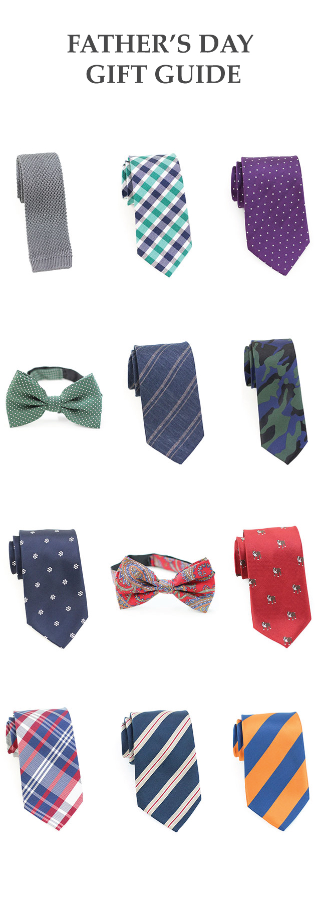 Father's Day Ties To Give