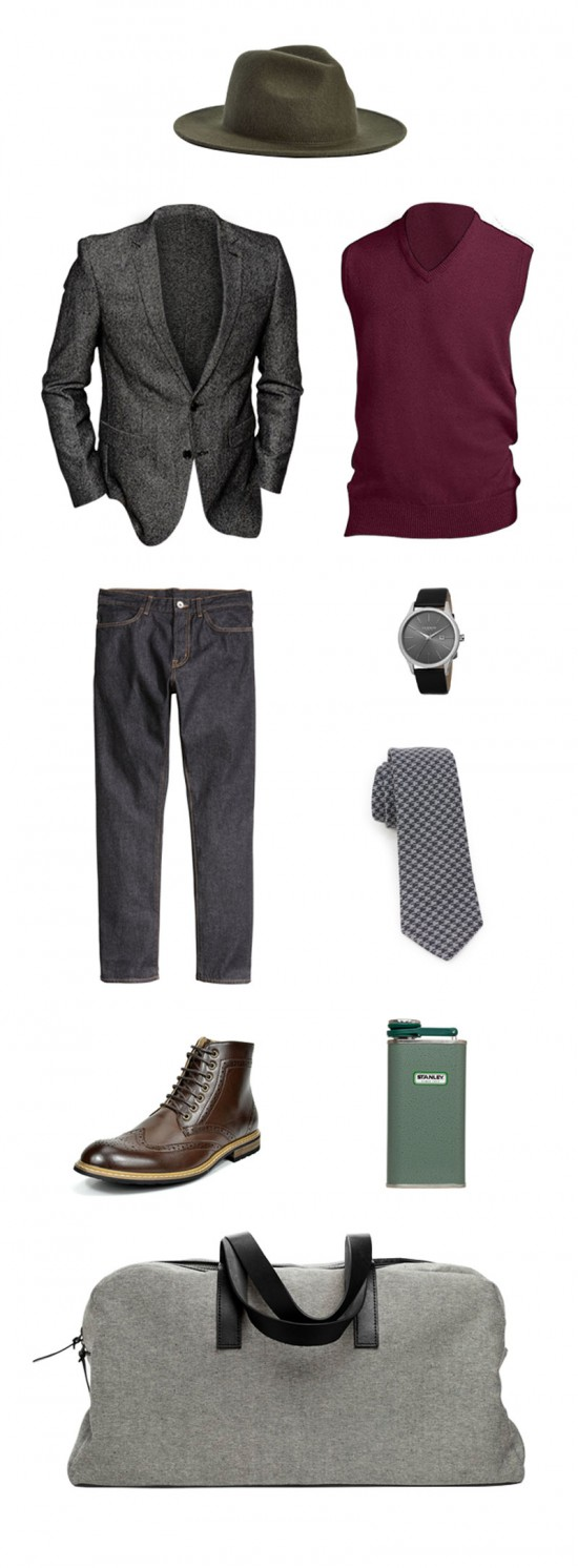 Thanksgiving Must-Haves for Mens Style