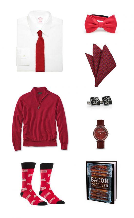 Menswear Valentine's Gift Guide