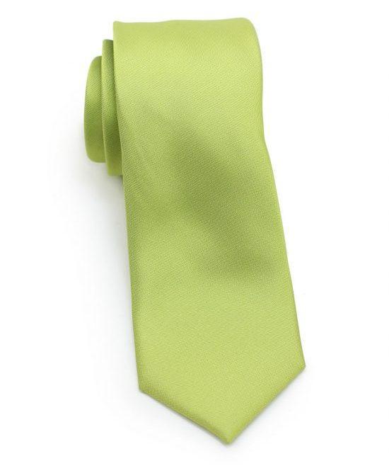 Oasis Green Skinny Tie