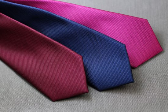 Matte Skinny and Ribbed New Neckties