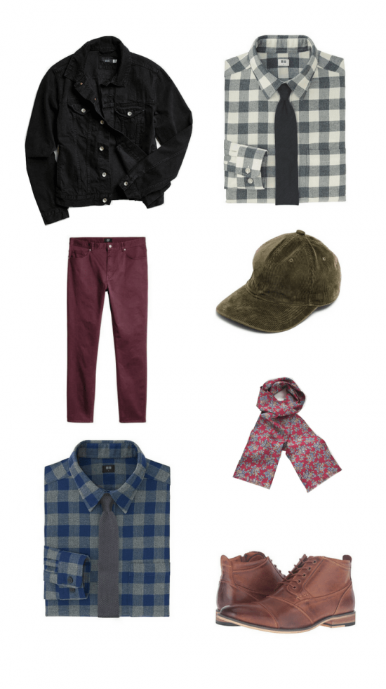 Mens Fall Style - What To Wear This Fall