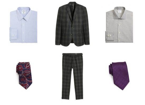 How to Wear A Wool Check Suit