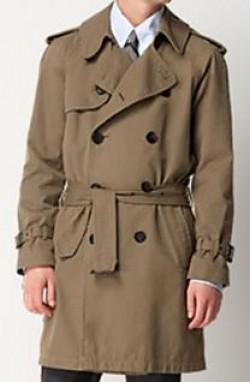 Mens Clothing Encyclopedia - Trench Coat