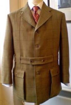 Mens Overcoats Norfolk Jacket