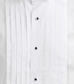 Tuxedo Shirt Mens