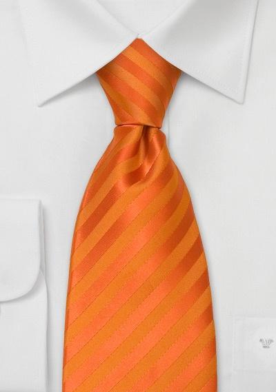 Orange Neckties... Men's Ties