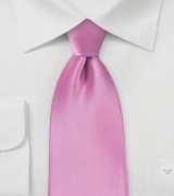 Orchid Pink Necktie for Kids