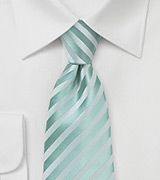 Summer Tie in Grayed Jade