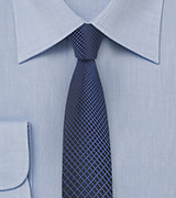 Graphic Design Skinny Tie