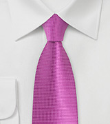 Purple Orchid Colored Necktie