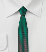 Sea Green Super Skinny Tie