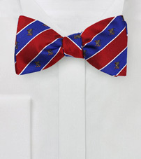 Silk Bow Tie for Beta Theta Pi