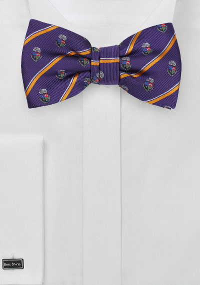 Crested Bowtie for Delta Tau Delta