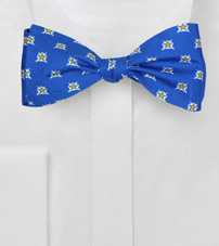 Pi Kappa Phi Self Tied Silk Bow Tie
