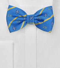 Crested Bow Tie for Sigma Chi