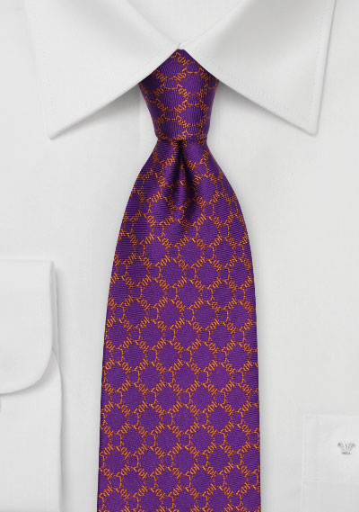 Silk Necktie for Sigma Phi Epsilon