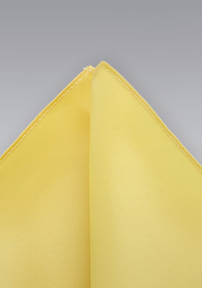 Light Golden-Yellow Handkerchief