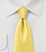 Maize Yellow Necktie