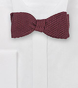 Mahogany Colored Bow Tie