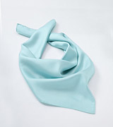 Mint Colored Women's Silk Scarf