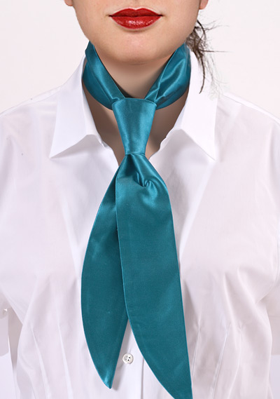 Jade Green Women\'s Neck Tie