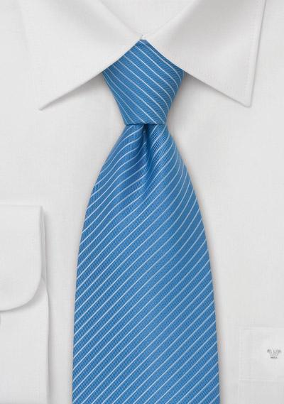 light blue ties modern striped tie in cornflower blue