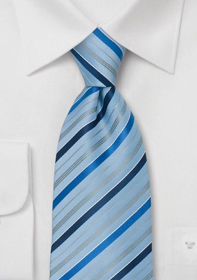 Light Blue Neck... Men's Ties