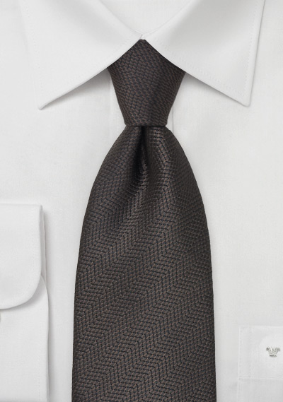 XL Designer Tie in Snake Skin Look