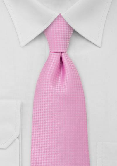 light pink mens necktie