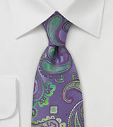 Modern Paisely Tie