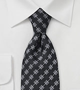 Black Diamond Tie