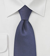Navy and Gold Micro Polka Dot Tie