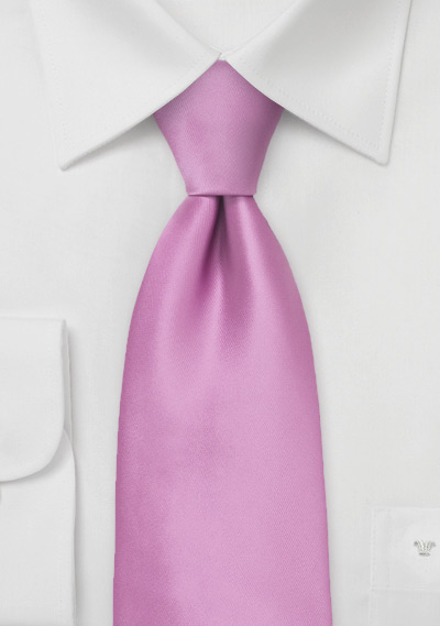 Lilac Rose Kids Sized Necktie
