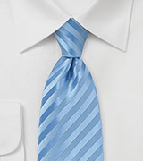 Powder Blue Mens Tie