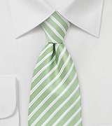 Seafoam Green Extra Long Tie